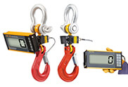 Wired Crane Scale with Attachable Display