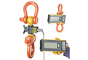 Shackle Type Wired Dynamometer