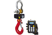 Ron 2501 Hook Type Wireless Crane Scale