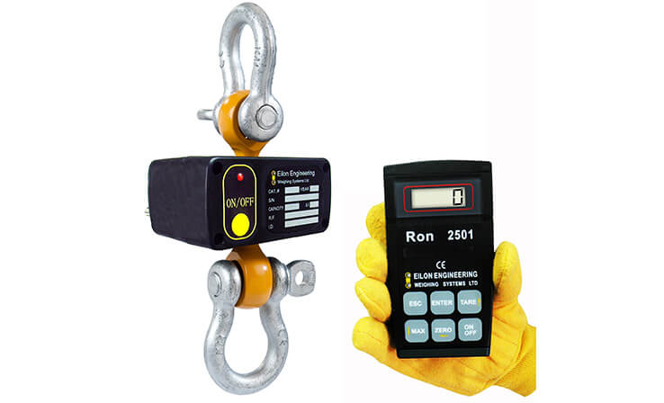 Wireless dynamometer with handheld display